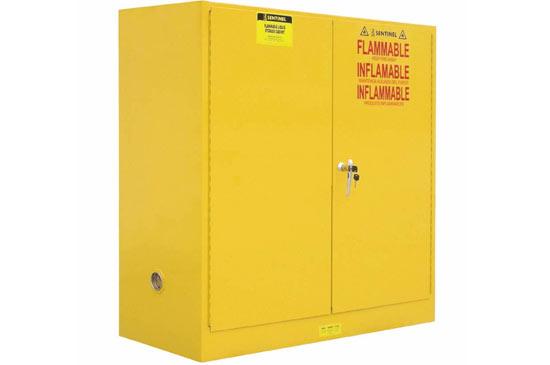 可燃性化学品存储柜(黄色)
